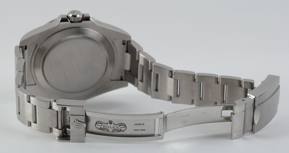 Open Clasp Shot of Explorer II 'Polar'