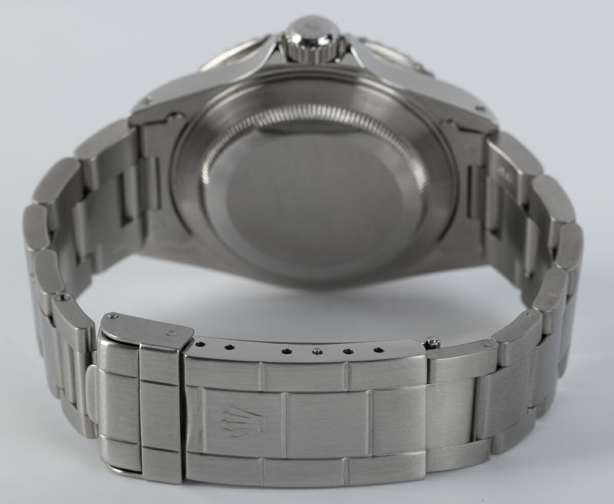 Rear / Band View of Submariner Date