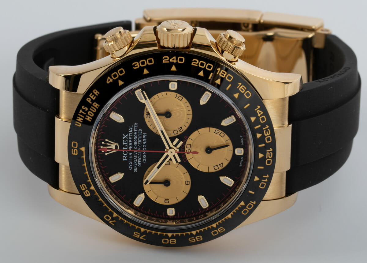 Front View of Daytona Cosmograph