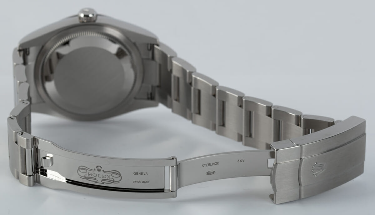 Open Clasp Shot of Oyster Perpetual 36