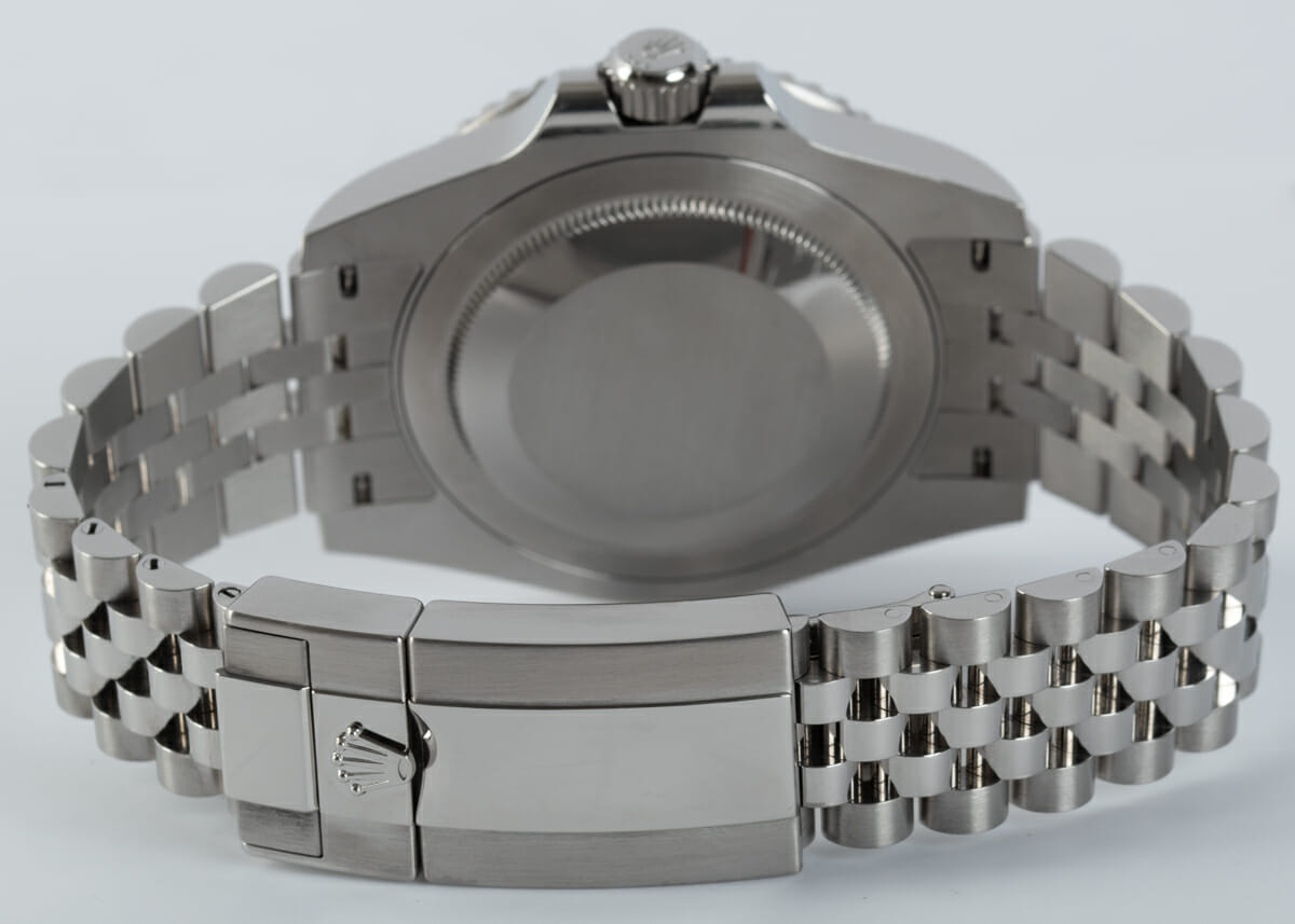 Rear / Band View of GMT-Master II 'Pepsi'