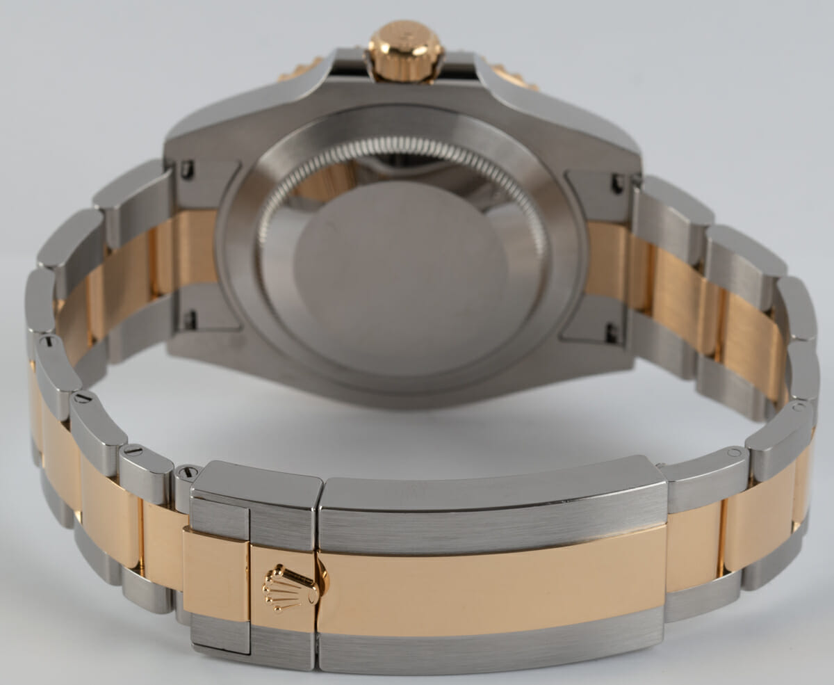 Rear / Band View of Submariner Date 41