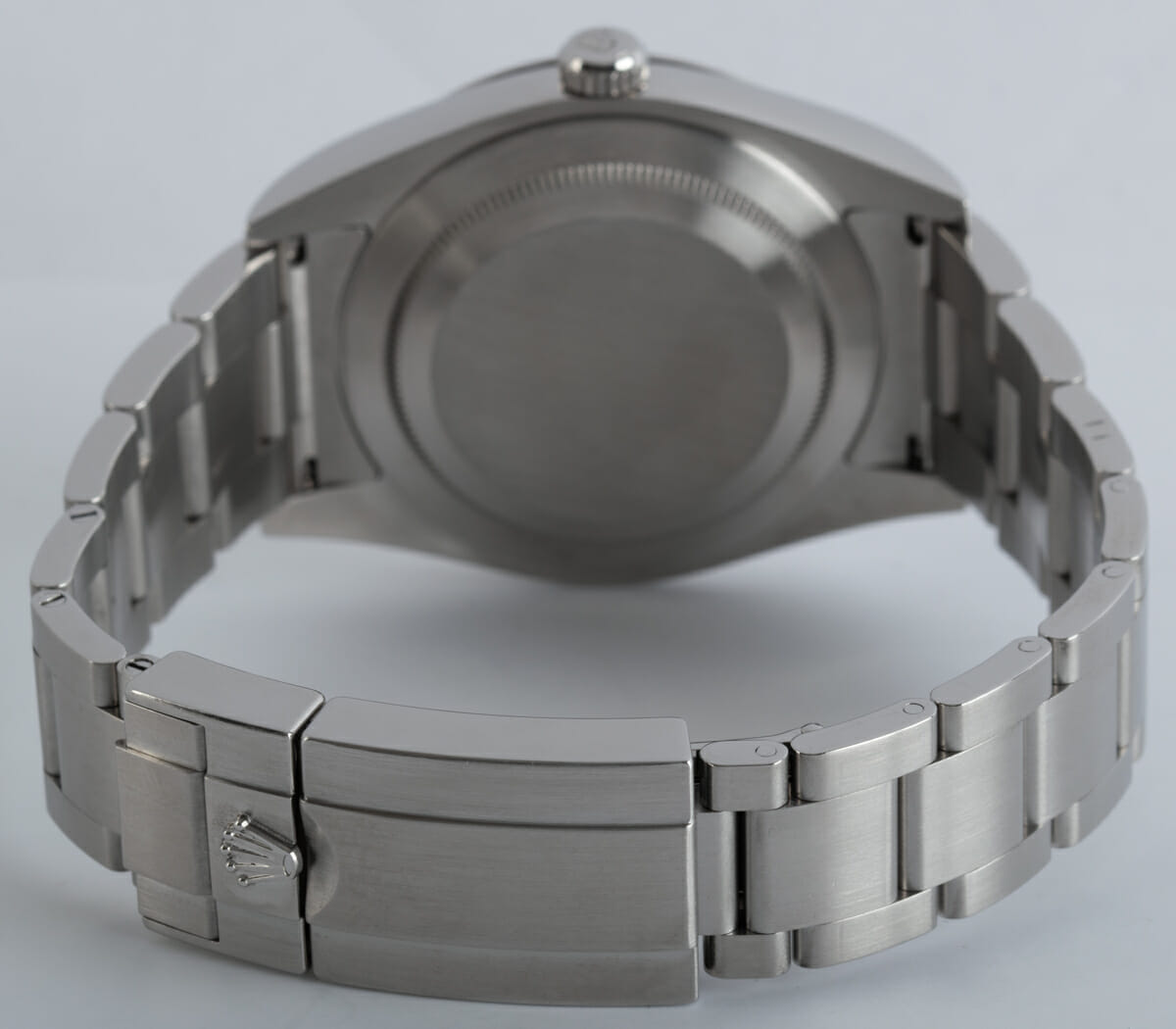Rear / Band View of Explorer 39MM