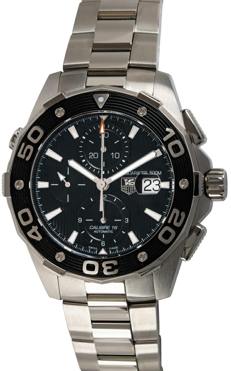TAG Heuer - Aquaracer 500m Chronograph