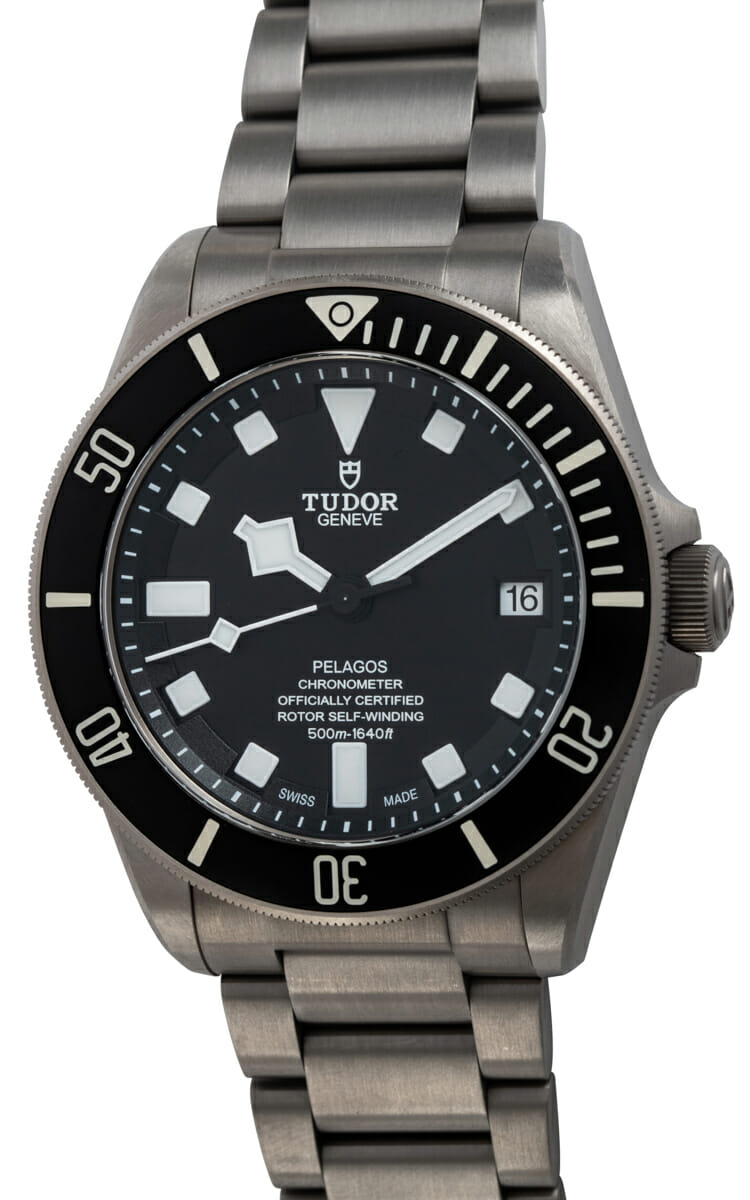 Tudor - Pelagos Chronometer