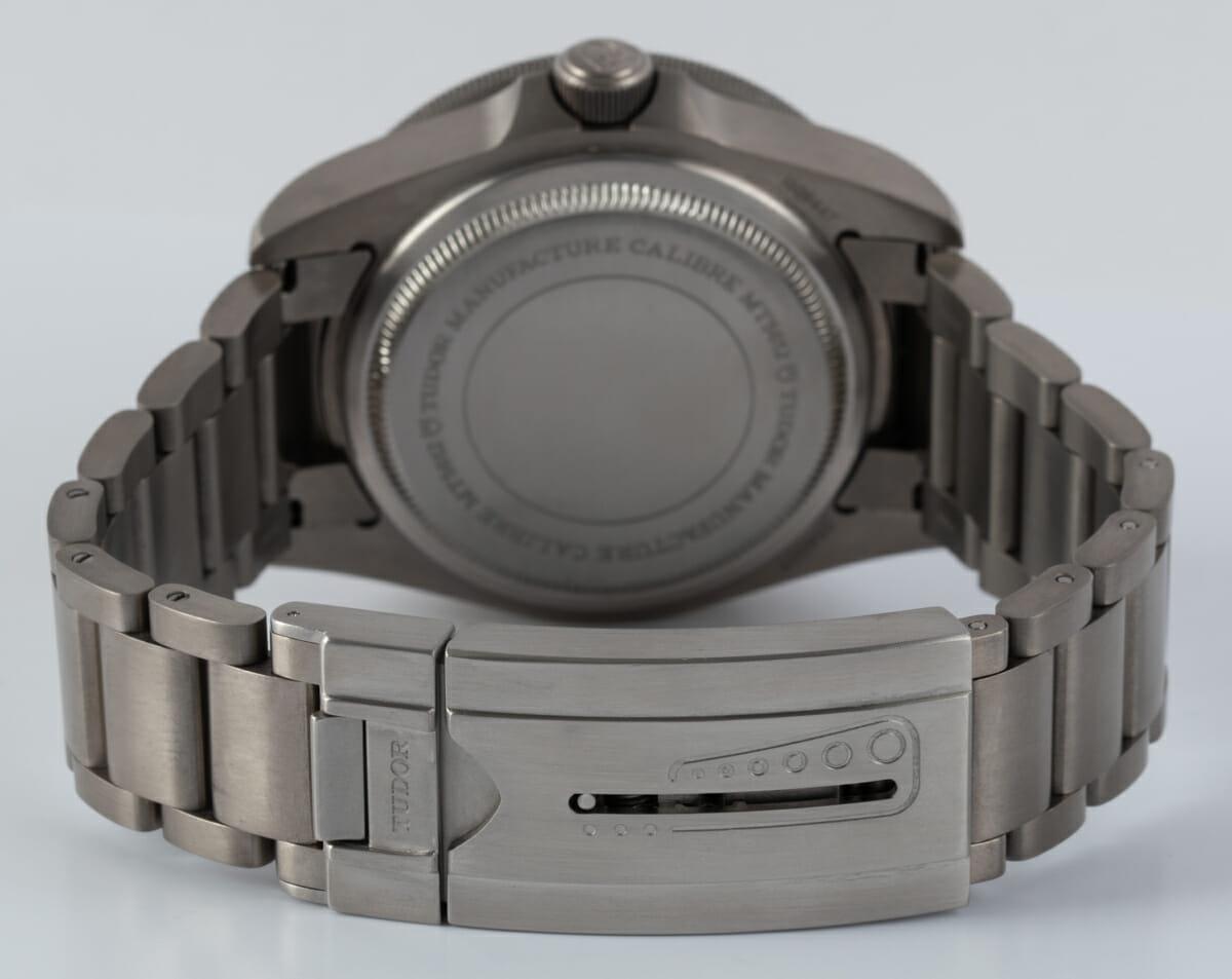 Rear / Band View of Pelagos Chronometer