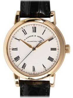 We buy A. Lange & Sohne The Richard Lange watches