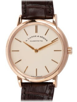 Sell your A. Lange & Sohne Saxonia Thin watch