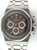 Sell your Audemars Piguet Royal Oak Chronograph watch