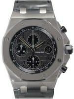 We buy Audemars Piguet Royal Oak Offshore Chronograph 'Elephant' watches
