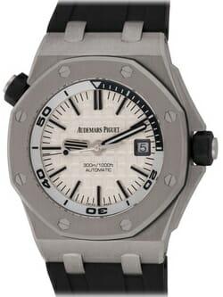 We buy Audemars Piguet Royal Oak Offshore Diver watches