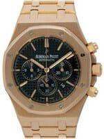 We buy Audemars Piguet Royal Oak Chronograph watches