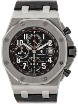 Sell your Audemars Piguet Royal Oak Offshore Chronograph 'Vampire' watch