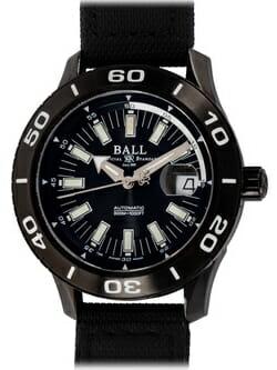 Sell my Ball Fireman NECC watch
