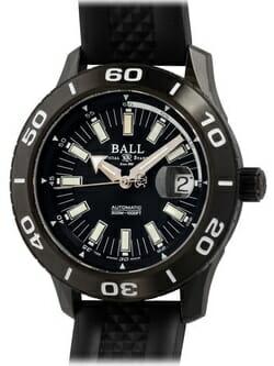 We buy Ball Fireman NECC watches