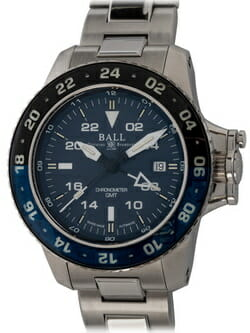 We buy Ball Aero GMT II Limited Edition watches