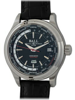 Sell your Ball Trainmaster Worldtimer watch