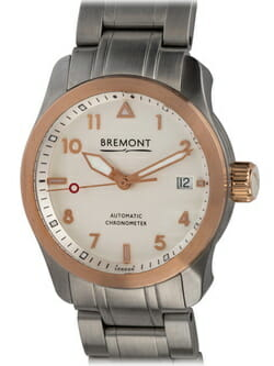 Sell your Bremont SOLO 37 watch