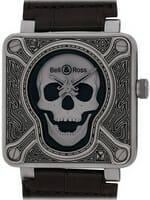 Sell my Bell & Ross BR 01 Burning Skull watch