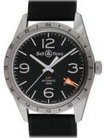 We buy Bell & Ross BR 123 GMT 24H watches