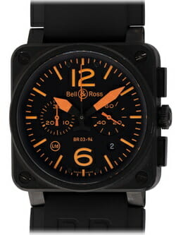 Sell my Bell & Ross BR 03-94 Chronograph Limited Edition  watch