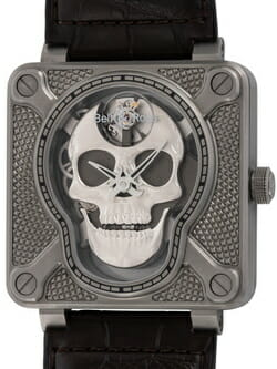 Sell your Bell & Ross BR 01 Laughing Skull watch