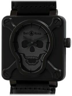 Sell my Bell & Ross BR01-92 Airborne 'Skull & Crossbones' watch