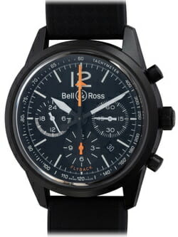 Sell your Bell & Ross BR 126 Flyback 'Blackbird' Chronograph watch