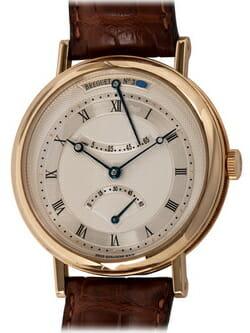 We buy Breguet Classique Retrograde Seconds watches