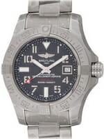 We buy Breitling Avenger II Seawolf watches