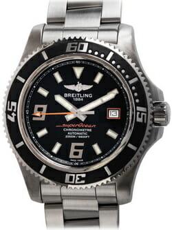 We buy Breitling SuperOcean 44mm watches