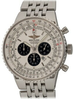 We buy Breitling Navitimer Heritage Chronograph watches
