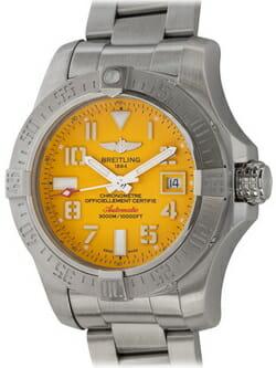 Sell my Breitling Avenger II Seawolf watch