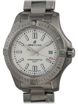 Sell my Breitling Colt 41 Automatic watch