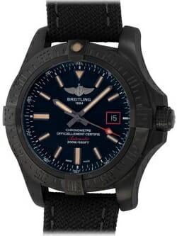 Sell your Breitling Avenger Blackbird 44 watch