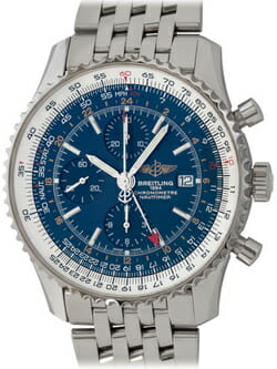 Sell your Breitling Navitimer World watch