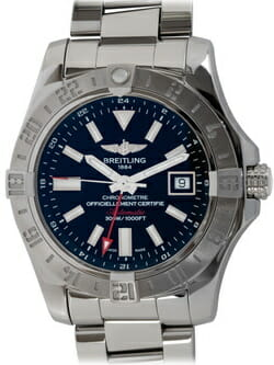 Sell my Breitling Avenger II GMT watch