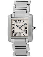 We buy Cartier Tank Francaise watches