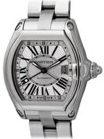 We buy Cartier Roadster GMT XL watches