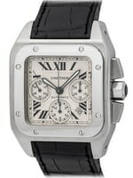 We buy Cartier Santos 100 XL Chronograph watches