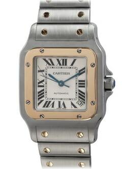 Sell my Cartier Santos Galbee XL watch