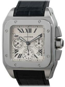 Sell my Cartier Santos 100 XL Chronograph watch