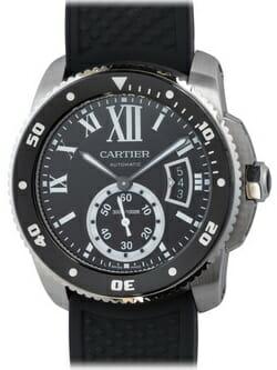 Sell your Cartier Calibre de Cartier Diver watch