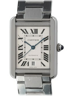 We buy Cartier Tank Solo Extra Large Auto watches