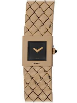 Sell my Chanel Matelasse watch