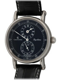 Sell your Chronoswiss Regulateur watch