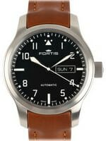 Sell my Fortis B-42 Aeromaster Day Date watch