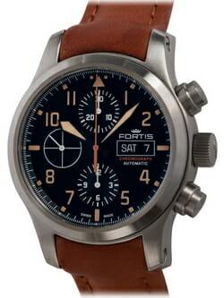 Sell my Fortis Aeromaster Old Radium Chronograph watch