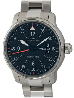 Sell my Fortis Aviatis Cockpit One watch