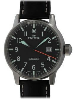We buy Fortis Flieger watches